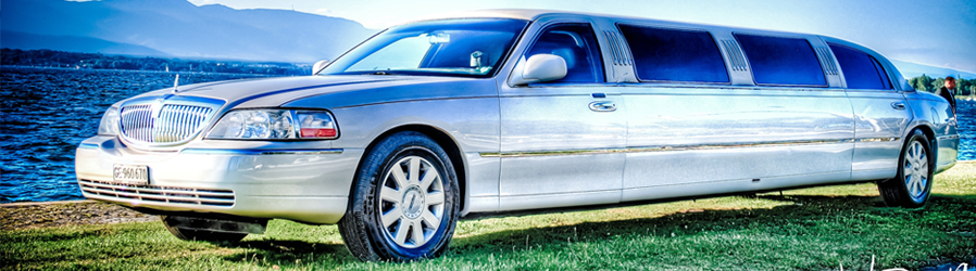 Lincoln Town car & Hummer Stretch H3